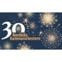Nordiska Kammarorkestern fyller 30 år!