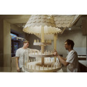 Lillebror har byggt ett nytt rekordhållbart bageri.
