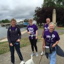 Over 30 Stroke survivors step out in Reading to help others