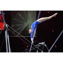 För första gången på 37 år - två svenska gymnaster till OS!