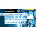 Fokus på automatisering hos Conrad Elektronik