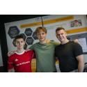 Unge erhvervstalenter fra Tradium HHX klar til DM-finale