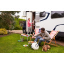 We love the UK! Over quarter of Brits will staycation in a caravan this year