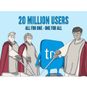 Truecaller App Hits 20 million Global Users