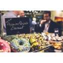 Mat, människor, underhållning & nyheter på Fastfood & Café/ Restaurangexpo