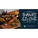 Thanksgiving at Kungsholmen x Marcus Samuelsson