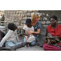 Silje Nergaard dedikerer sang til SOS-barnebyer