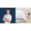 Hjerneforskeren: Tyngdedynen giver bedre søvn