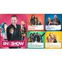 """Comeback för Stefan Odelbergs """"En Talk Talk Show"""" med Jill Johnson, Thomas Petersson, Kee Marcello, Linda Bengtzing, Galenskaparna m.fl."""
