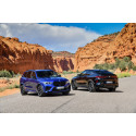 Her er helt nye BMW X5 M og BMW X6 M: X-faktor x 2