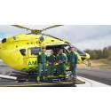 Bluewater hjälper Stockholms flygande ambulanssjukvårdare att hålla sig i form för insatserna i frontlinjen mot covid-19