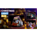 CHRISTMAS LIGHTS BUS DELIVERS FESTIVE CHEER