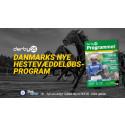 Godt nyt for alle hestespillere: Derby25 lancerer ugentligt væddeløbsprogram