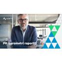 Pk-barometri: Pk-yritysten tulevaisuus näyttää valoisalta  – suomalaiset pk-yritykset suhtautuvat tulevaisuuteen verrokkimaita luottavaisemmin, mutta jarruttavat yhä rekrytoinneissa ja investoinneissa
