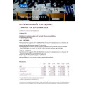 Delårsrapport för Duni AB (publ) 1 Januari – 30 September 2019