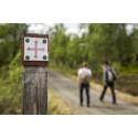 Europas nordligaste pilgrimsled lockar vandrare för stillhet och reflektion