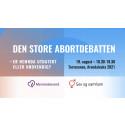 Arendalsuka: Den store abortdebatten: Er nemnda utdatert eller nødvendig?