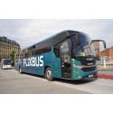 FlixBus positiva till Sveriges första biogasdrivna långdistansbuss
