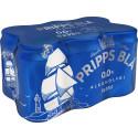 Kasta loss med alkoholfria Pripps Blå