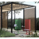 Nola presents news within the outdoor furniture segment during Stockholm Design Week