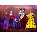 Cirkus Cirkör och Malmö Opera nomineras till nyinstiftat internationellt cirkuspris