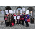 Pensionsgapet mellan kvinnor och män i Gävleborgs län är 29 procent