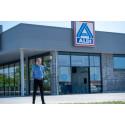 Danmarks største ALDI åbner i Næstved