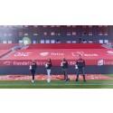 Telia og Brann inngår digitalt partnerskap: skal berike fotballopplevelsen