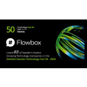 SaaS company Flowbox ranked number 8 in Deloitte's Sweden Technology Fast 50 2020