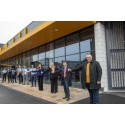 New-look Wolverhampton Station formally opens