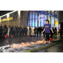 Bromsgrove fundraisers to face the heat at firewalk