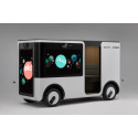 Yamaha Motor Partners with Sony to Develop SC-1 Sociable Cart - Delivering New Low-Speed Mobility Experience Value -