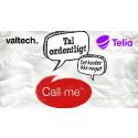 Telia: Call me på vej med digital transformation