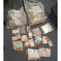 Drugs recovered by police