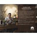 Framtidens mobil berättar allt om din mat - Med Huawei och Danyel Couet