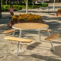 Klimatsmart träval: Möbler med Thermowood i sortimentet