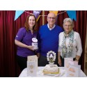 Spalding couple celebrate 50 years of marriage by raising funds for the Stroke Association