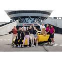 Kinder-Charity-Race in Leipzig: High Speed für den guten Zweck