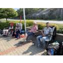 Norrmän köar för säsongsplats på Daftö Resort