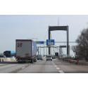 Biltrafiken på Älvsborgsbron återgår till normalläge