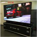 Hochauflösende LED-Wand Christie® Velvet® Apex bei AV-Solution Partner Roadshow