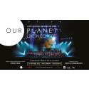 Den Emmy-belönade® Netflix-dokumentären Our Planet blir livekonsert på Avicii Arena