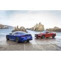 BMW:ltä huipputehokkaat M-versiot ylellisistä 8-sarjan malleista