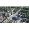 OBOS Kärnhem förvärvar byggrätter vid fastigheten Flaggan i Linköping