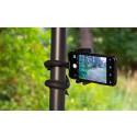 Fleksibelt stativ til mobiltelefoner og kameraer!