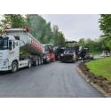 Großaufträge stützen das Verkehrswegebaugeschäftder Kölner STRABAG AG im Jahr 2020