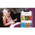 Kirjan ja ruusun päivän uusi kartoitus osoittaa: Kiinnostus digitaalisia kirjoja kohtaan kasvaa – lastenkirjat suosituimpien listan kärjessä