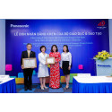 PANASONIC VIETNAM TO RECEIVE EDUCATION CERTIFICATE OF MERIT FROM THE MINISTRY OF EDUCATION AND TRAINING