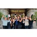 """Scandic Palace Hotel vinder prisen som """"Denmark's Leading Business Hotel"""" for syvende gang"""
