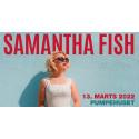 Den amerikanske blues-guitarist og sangerinde/ sangskriver Samantha Fish indtager Pumpehuset 13. marts 2022